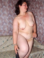 Amateur Chubby Babe Undressing and Exposed on Camera